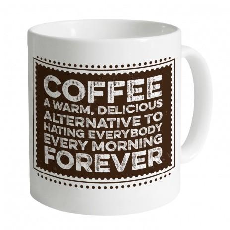Coffee Forever Mug