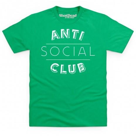 Anti Social Club T Shirt