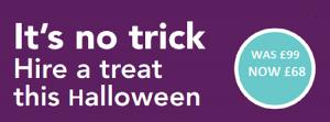 Halloween The Hub Banner