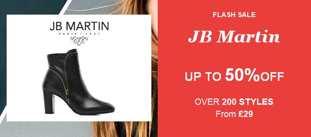 JB Martin Sale Preview