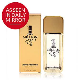 Paco Rabanne 1 Million 100ml Aftershave