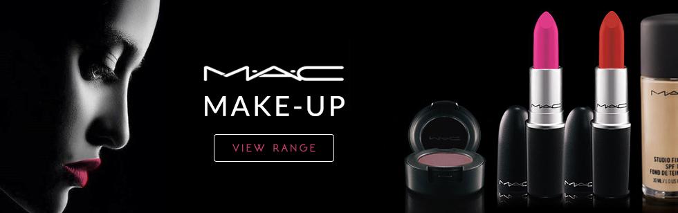 Mac Makeup Banner
