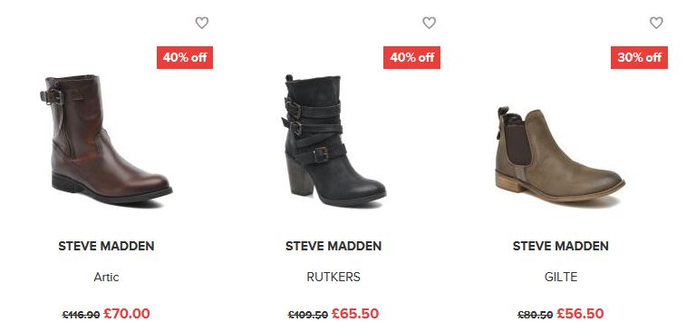 Steve Madden Flash Sale Preview