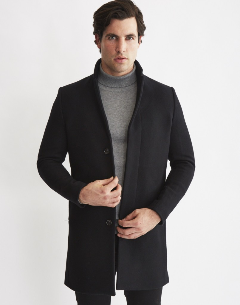 selected brook coat