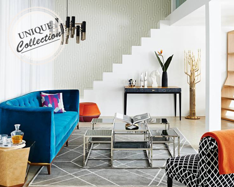Eclectic Seating: Unique Sofas & Chairs from £139.99