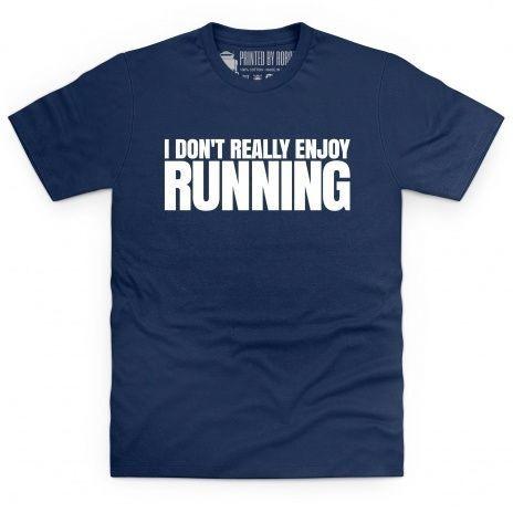 Enjoy Running T Shirt