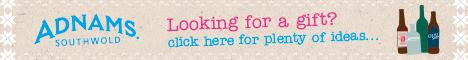 Adnams Gift Ideas banner