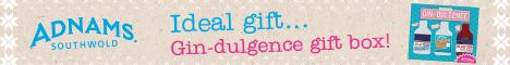 Adnams Gin-dulgence gift set