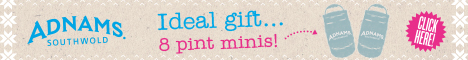 Ideal gift - Adnams Mini Casks