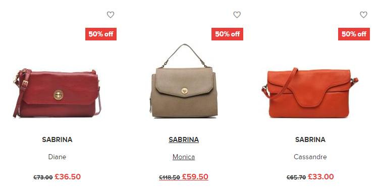 Sabrina Flash Sale Preview