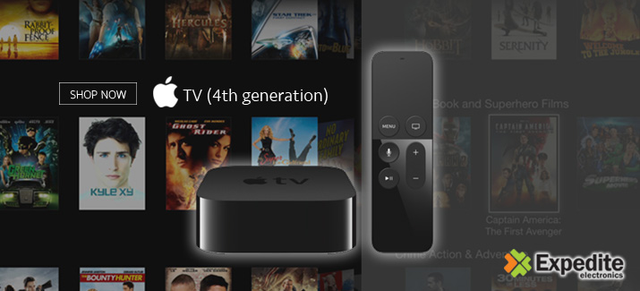 Expedite Electronics - New Apple TV