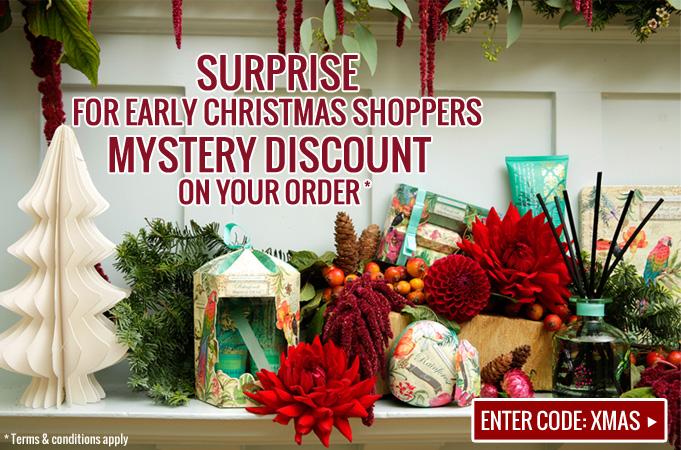 xmas mystery discount
