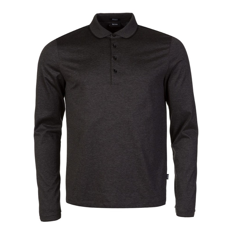 HUGO BOSS BLACK PRATO POLO SHIRT