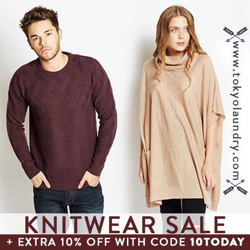 tokyo laundry sale knitwear