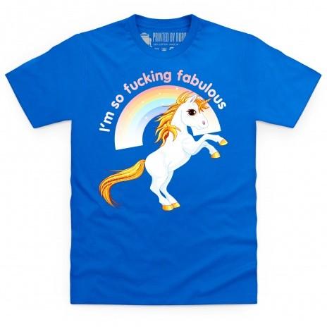 I'm So Fabulous T Shirt