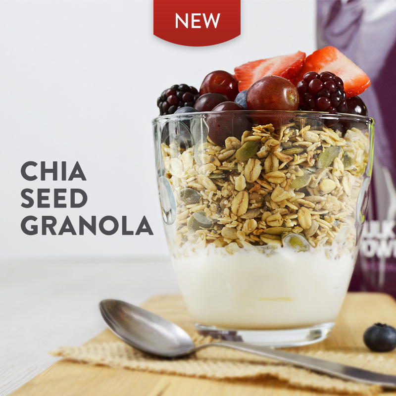 Chia Seed Granola