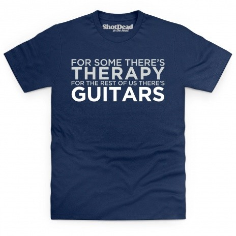 Guitar Therapy T Shirt