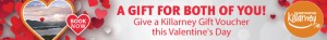 Destination Killarney Valentines Gift Ideas