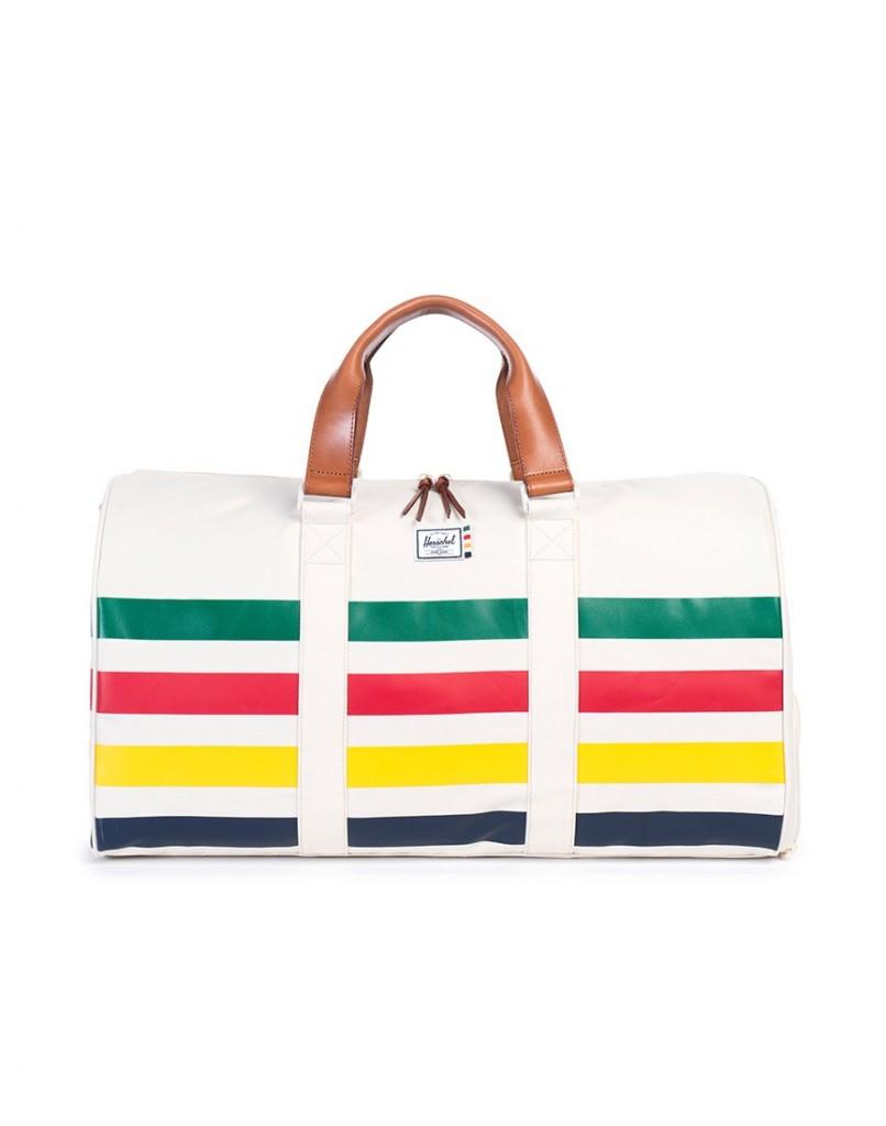 fc972ebffce5 Herschel Novel Duffle Bag Multi £120.00. herschel5 0006 10026-00989-os 01 1