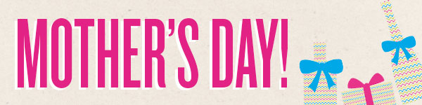 Adnams Mother's Day Banner