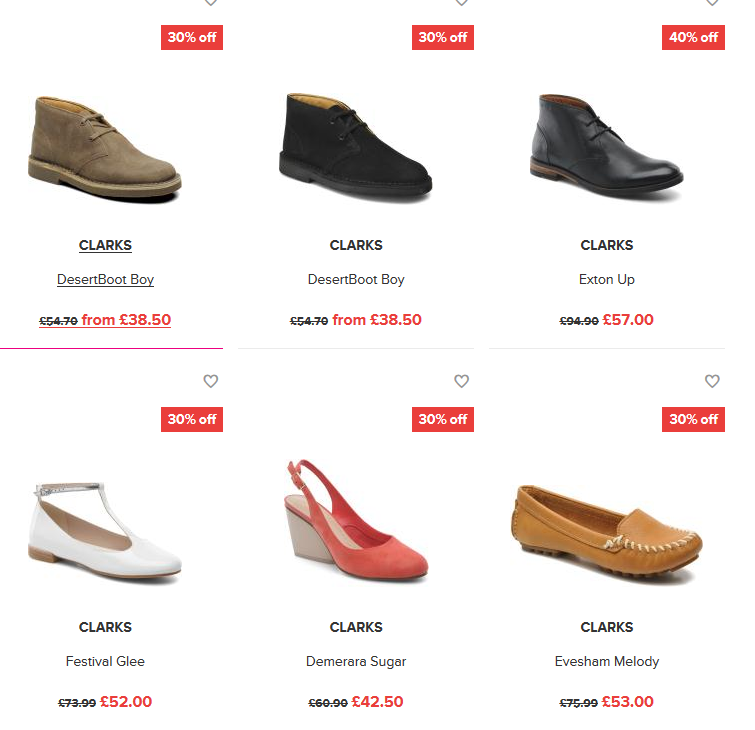 Clarks Sale Preview