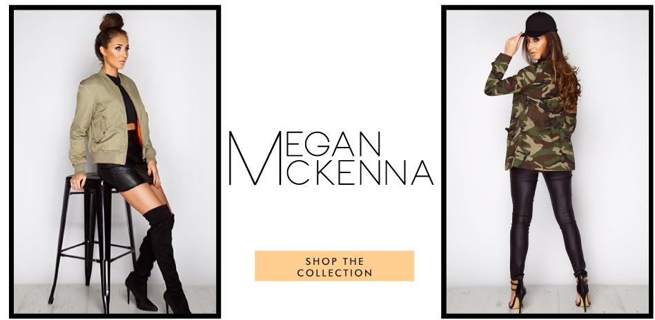 Megan McKenna at Misspap