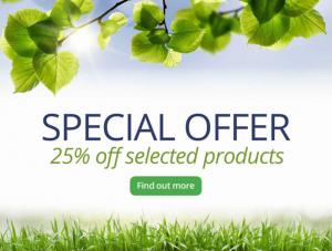 Healthspan Special Offer