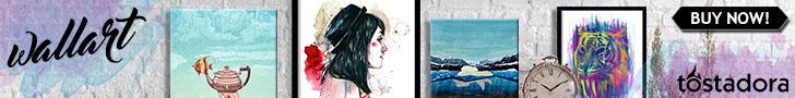 Wall Art 728x90