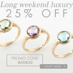 25% Off Gemondo Jewellery