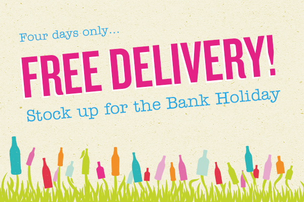 Adnams Free Delivery Spring banner