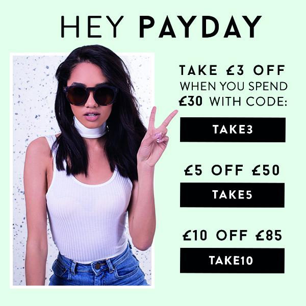 LAMODA Payday Promo