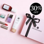 Glossybox april offer: 30% off