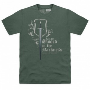 Official Game of Thrones - Sword In The Darkness Organic T Shirt