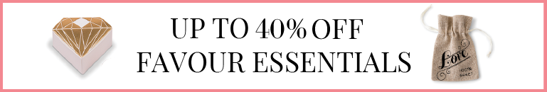 Up To 40% Off Favour Essentials!