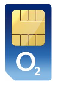 O2 Sim card