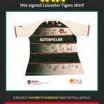 Leicester Tigers Vivomed sports tape