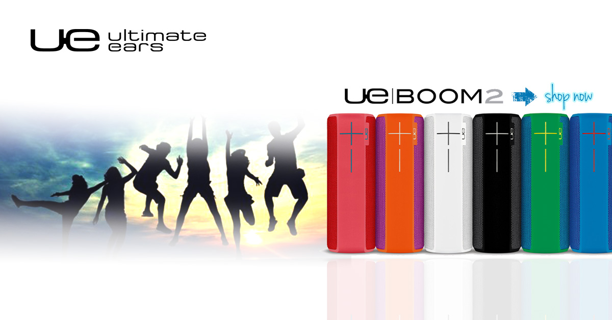 Expedite electronics - ue-boom2