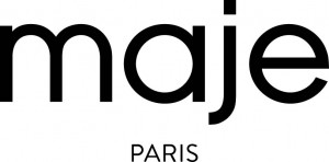 logo MAJE Paris