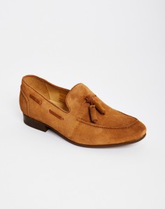 Hudson Suede Loafers