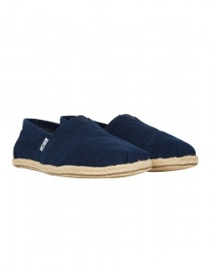 TOMS Classic in navy