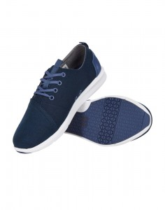 TOMS del ray trainer in navy