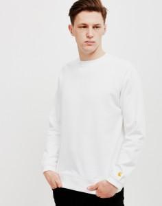 white carhartt sweatshirt