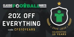 10th Anniversay FB Banner