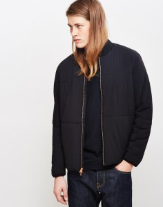 LEVI Bomber jacket in black