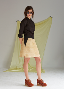 Nanda Shirt & skirt by Lifegist