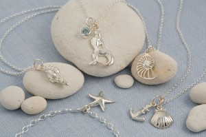 Lily Charmed Silver Seaside Collection (1)