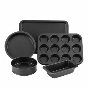 VonShef 5 Piece Oven Tray Set