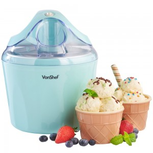 VonShef Mint Ice Cream Maker
