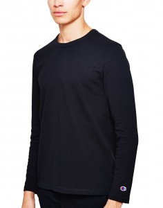 black long sleeve tshirt