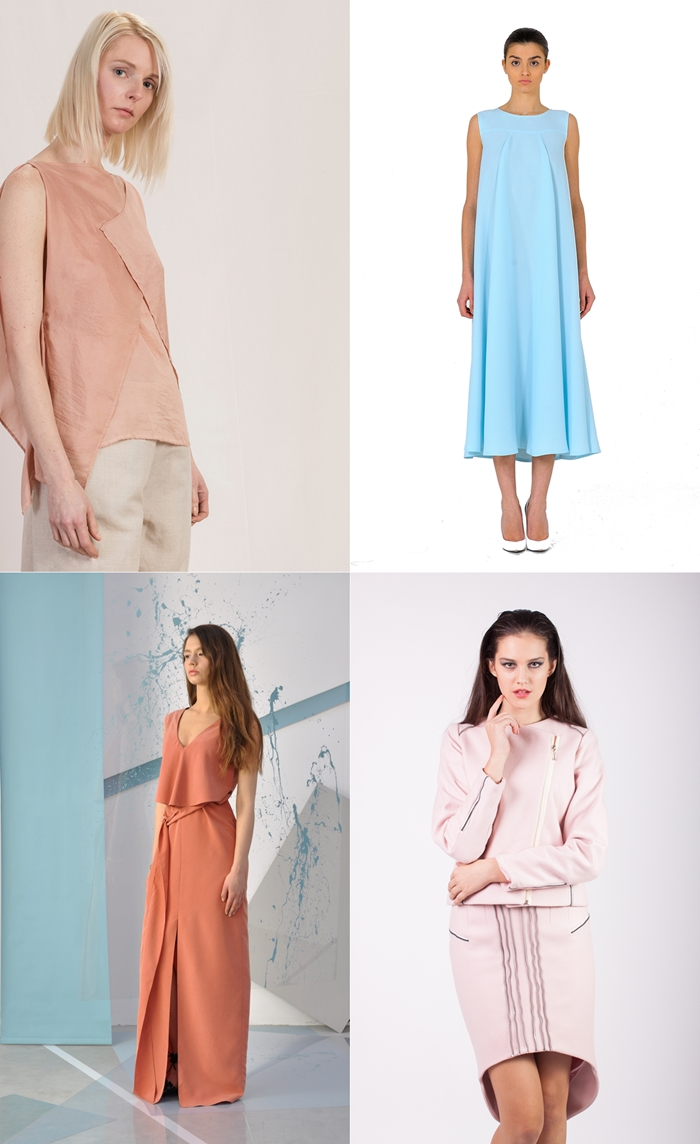 Pastels outfit ideas